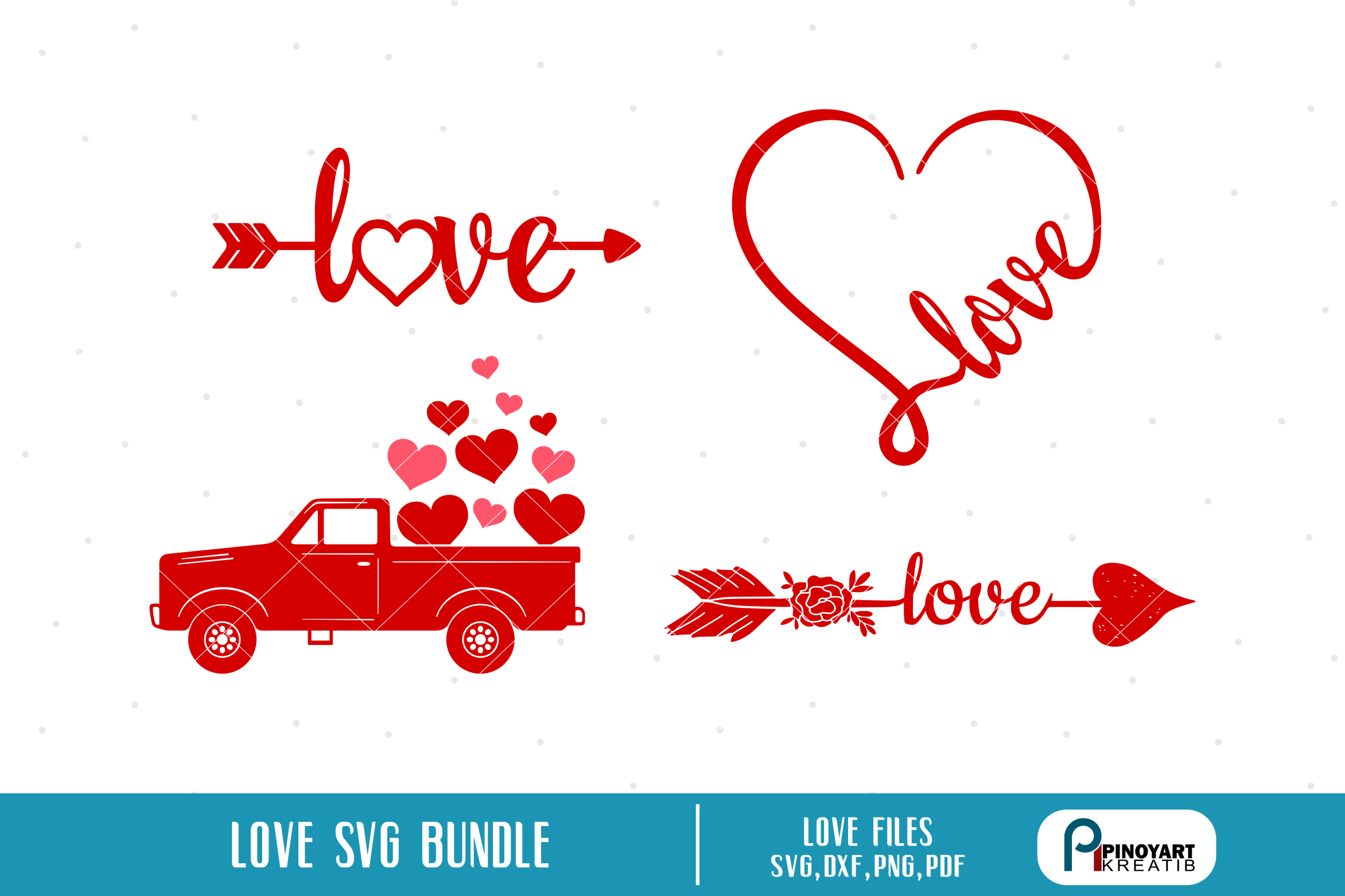 Download Love SVG Bundle - love vector files