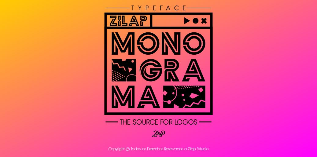 Zilap Monograma example image 1