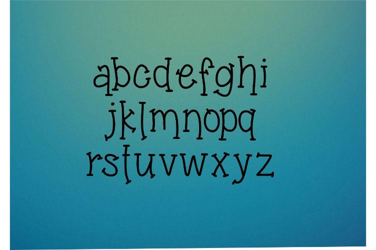 Kooky Loops Handlettered Font example image 3