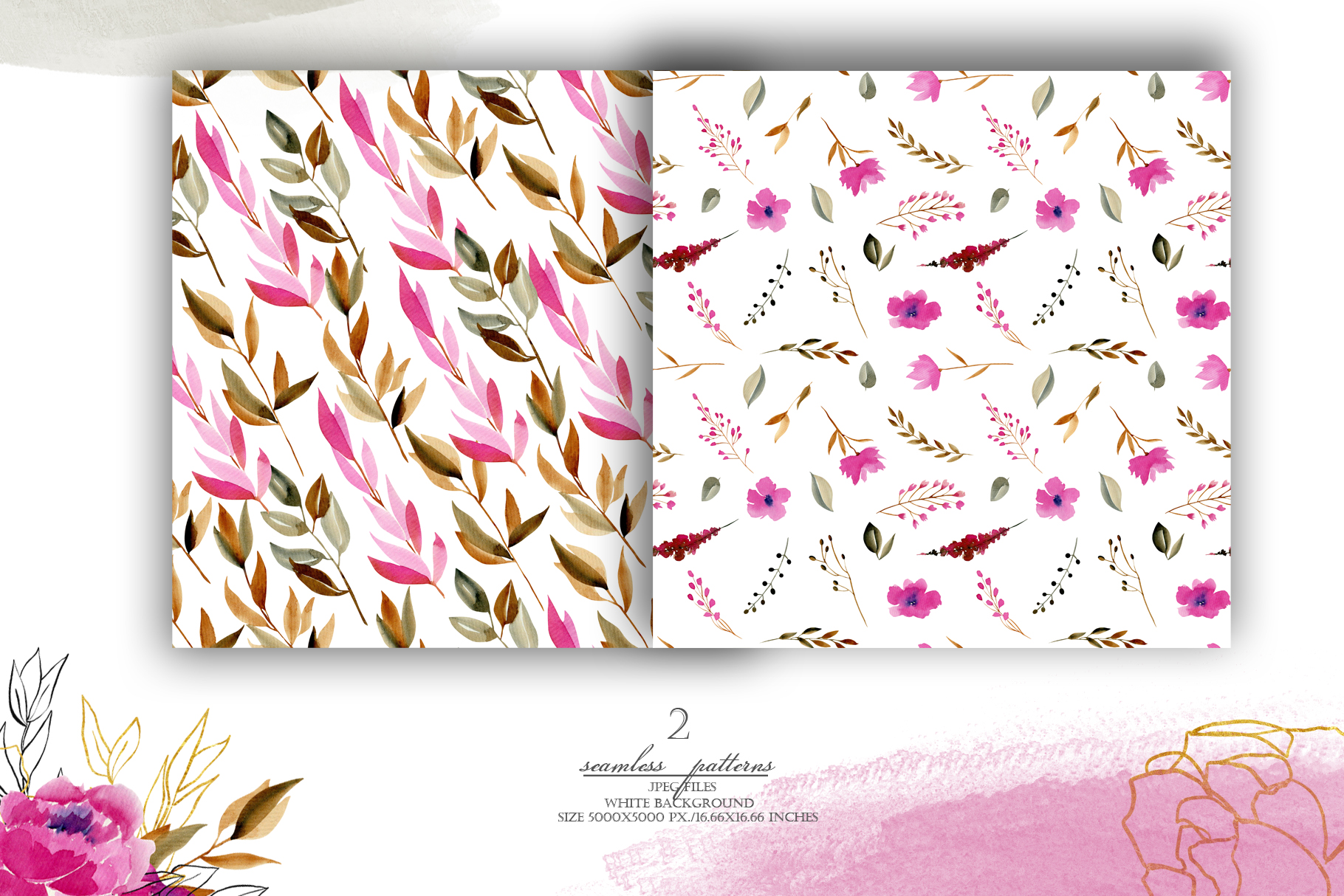 Crimson and Gold collection example image 13