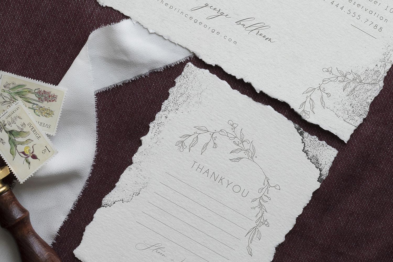 Modern Sketch - Wedding Set example image 5
