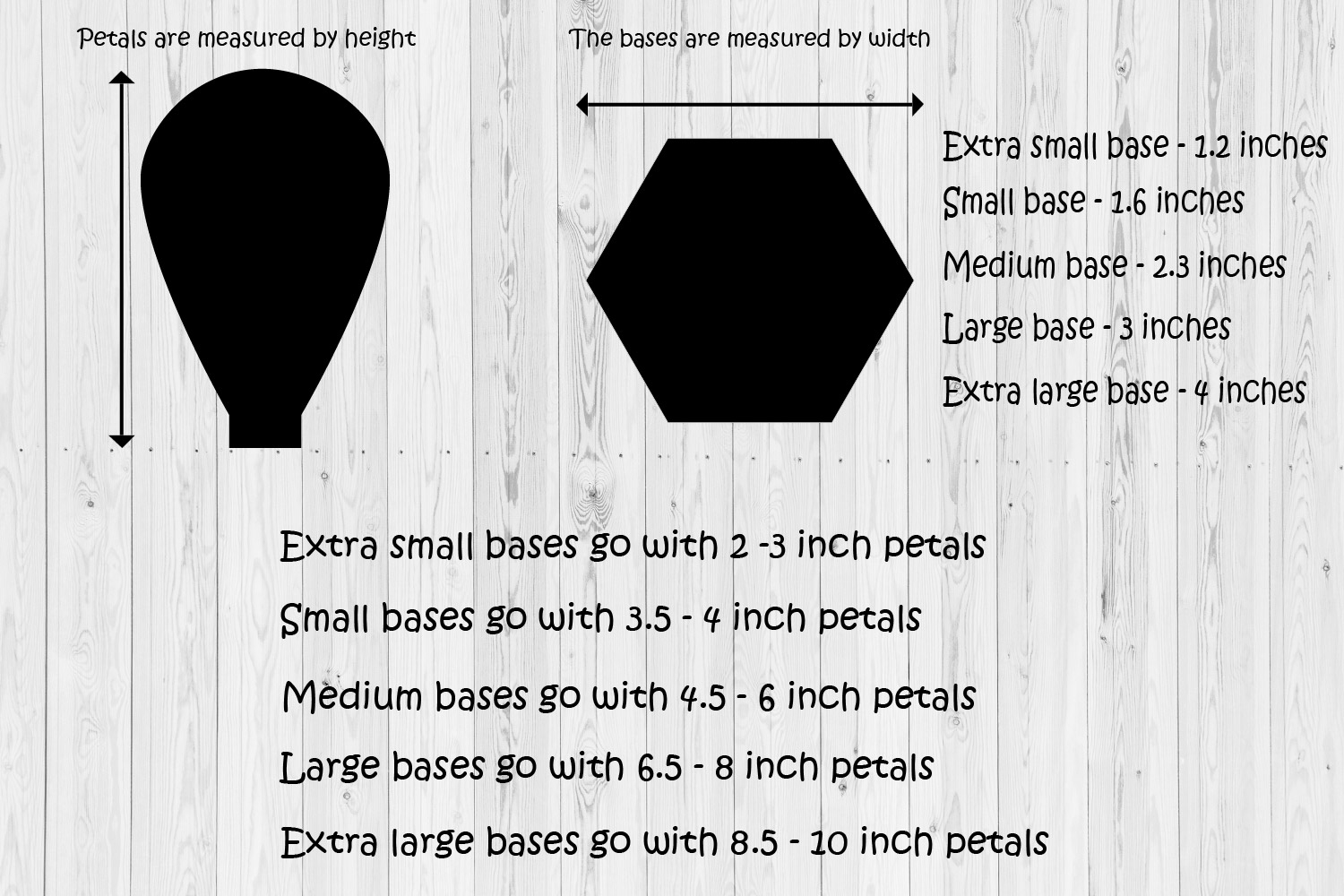 Paper Flowers Templates bundle 40 to 60|A1-40 | DIY projects example image 4