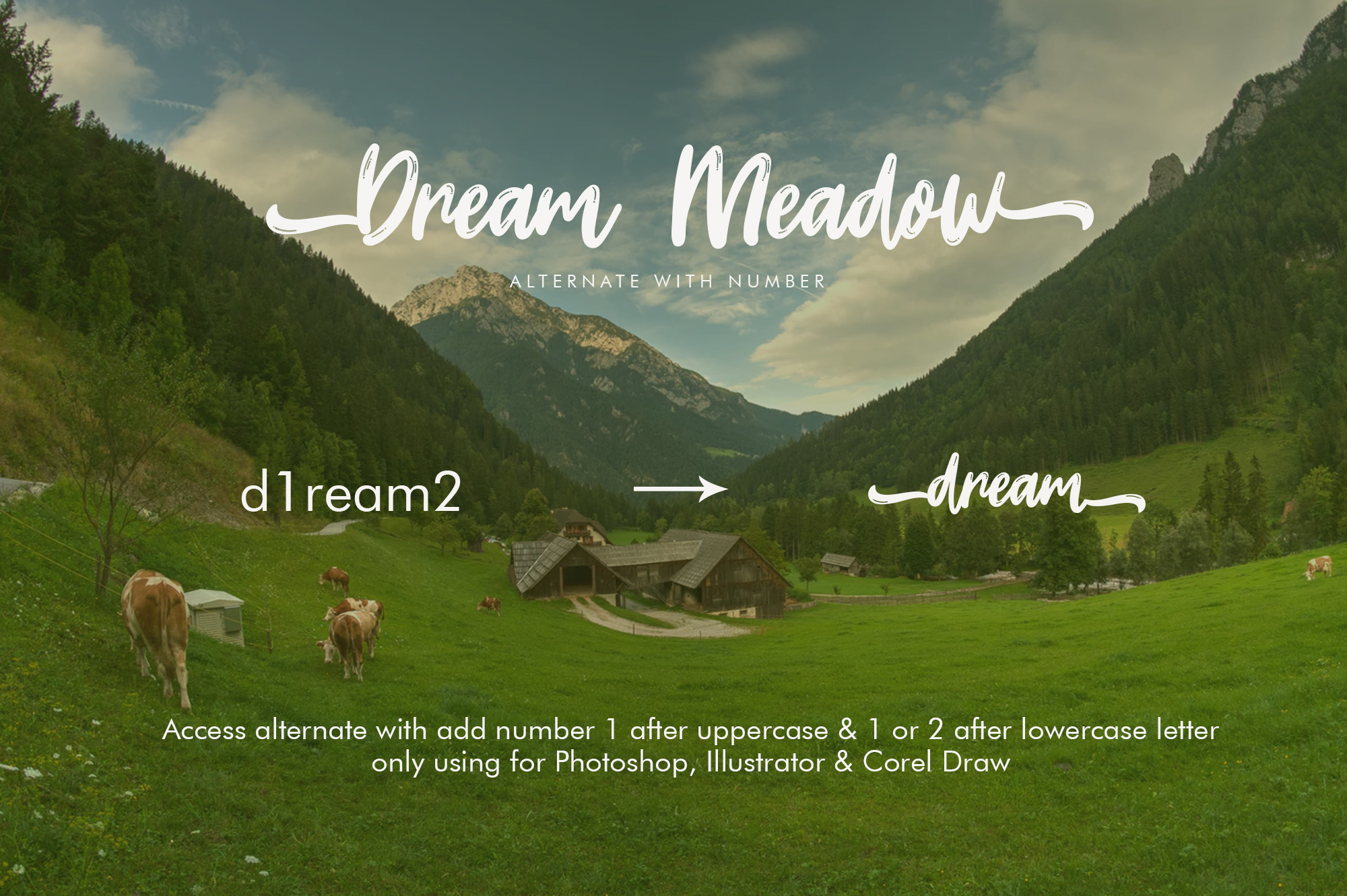 Dream Meadow example image 6