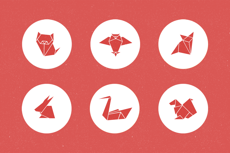 OrigamiBats example image 2