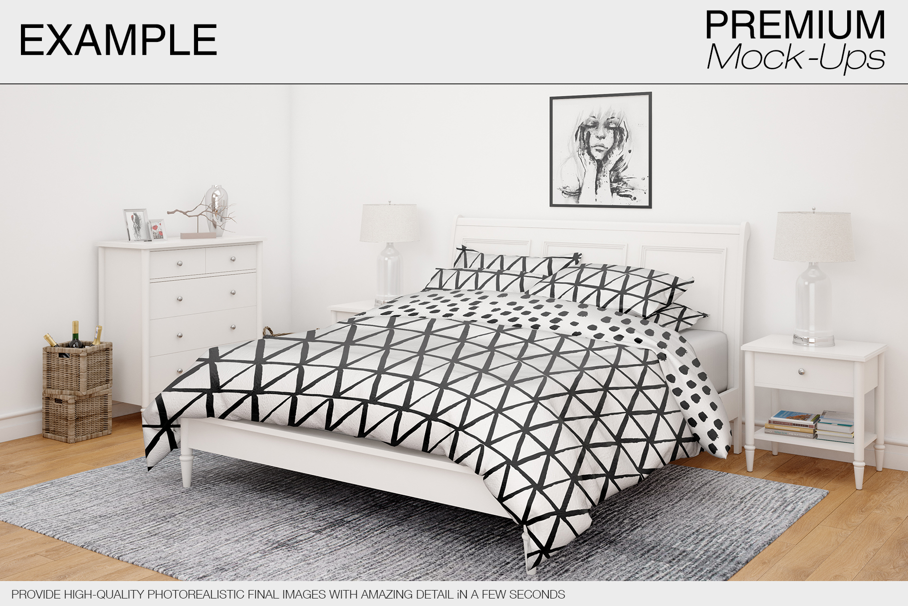 Bedding Set example image 9