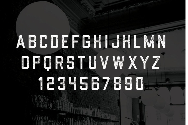 The Brewers Font Collection 8 Fonts example image 5