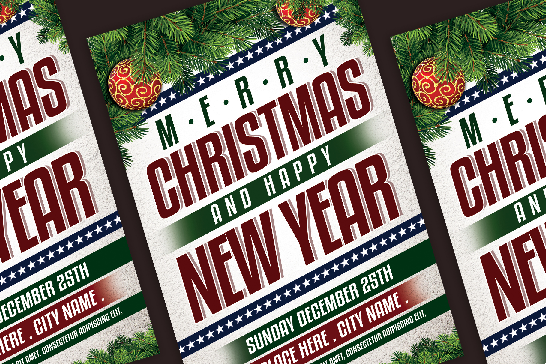 Christmas Flyer example image 3