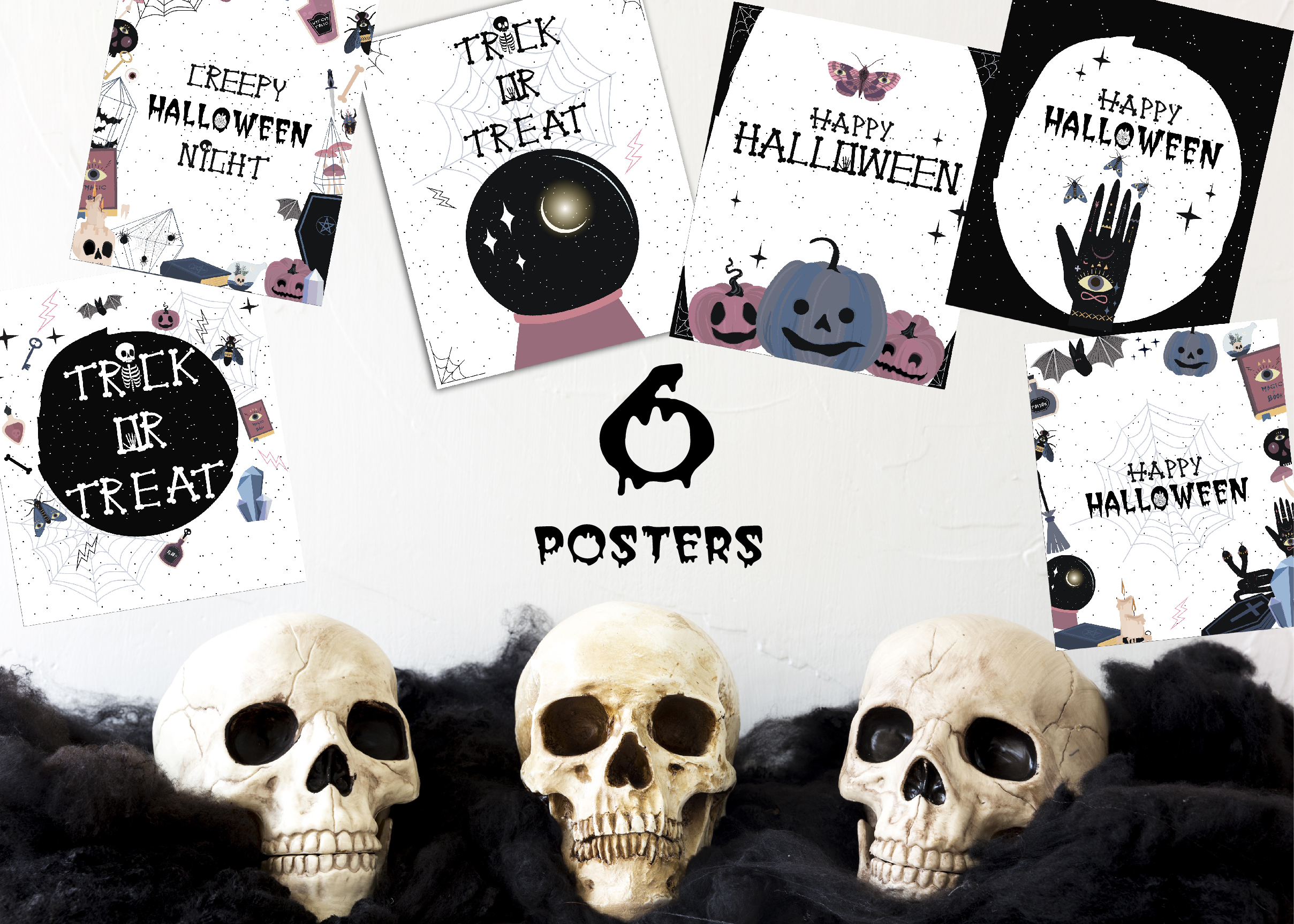 Halloween collection example image 3