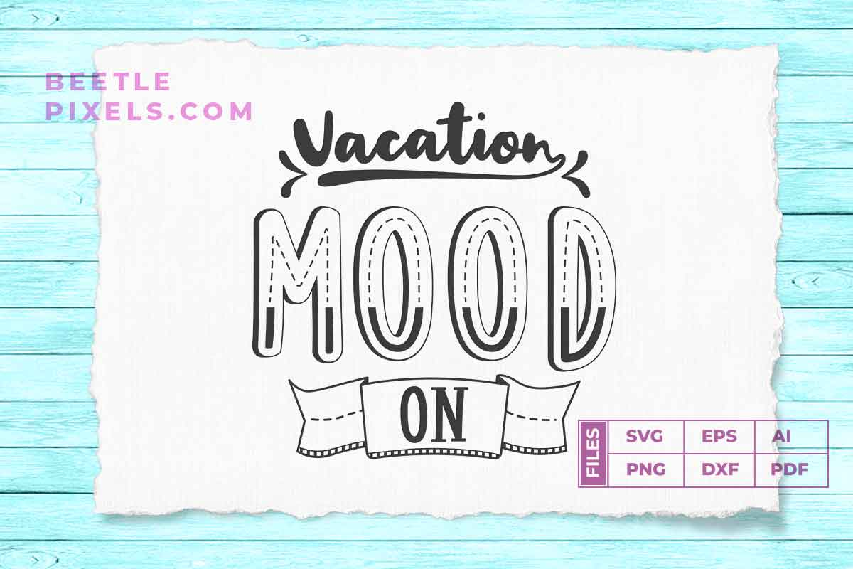 vacation mood on example image 1