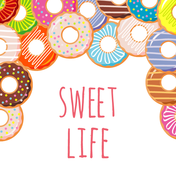 Collection Of Donuts example image 5