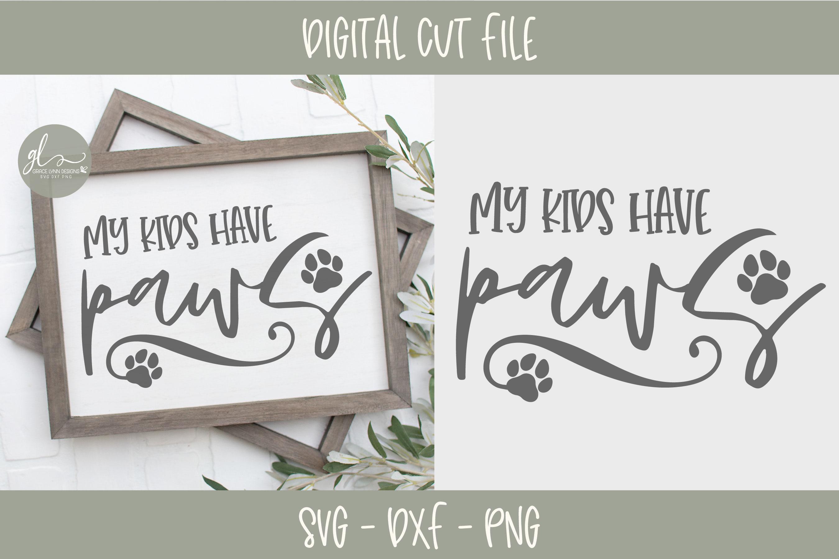 Dog Quotes Bundle Vol. 2 - 10 Designs - SVG Cut Files example image 4