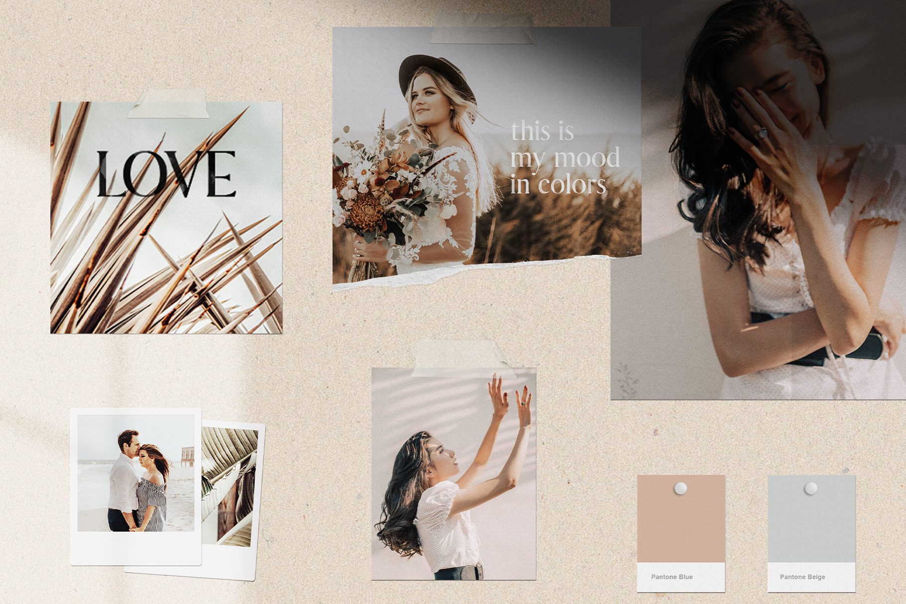 Lovers SVG Serif Watercolor Modern Font & Extras example image 15