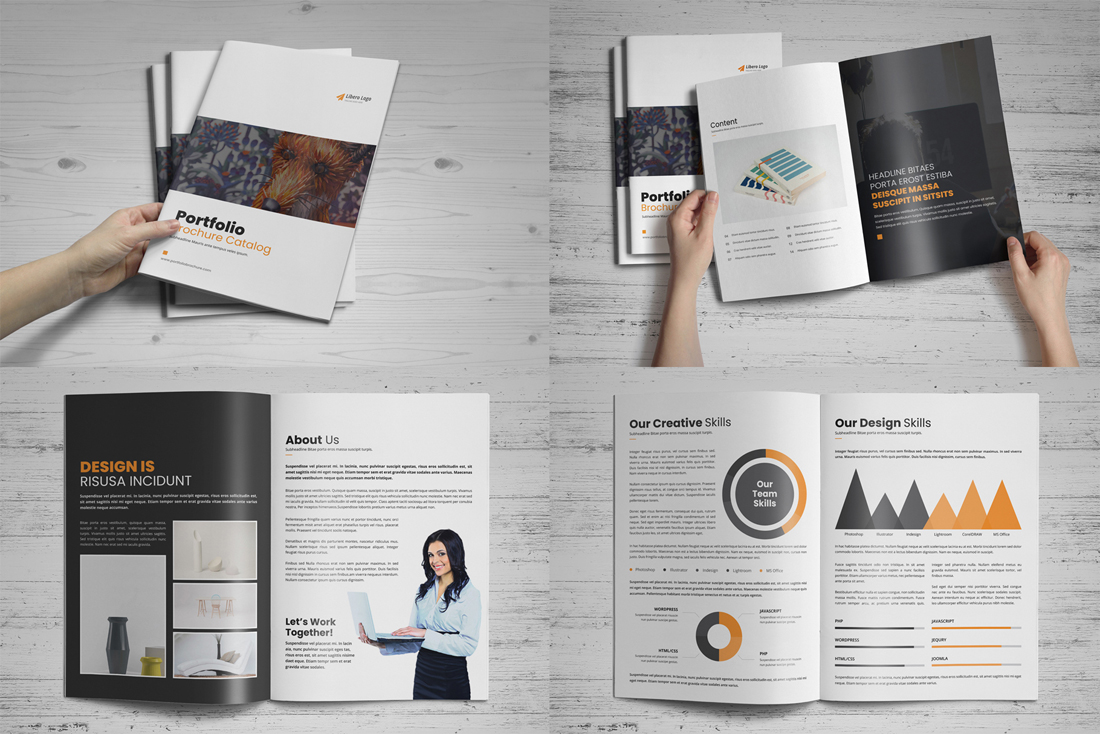 Portfolio Brochure Bundle example image 10