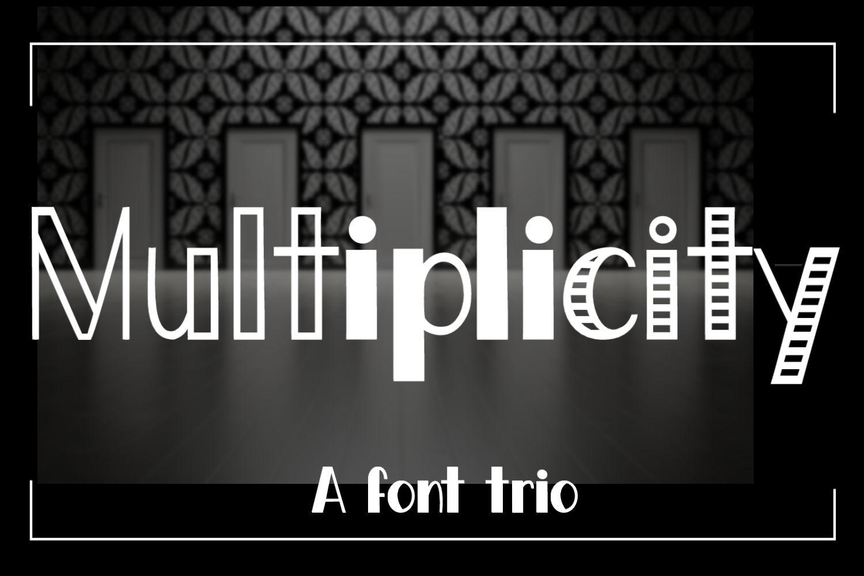 4 Font Mini Bundle - Volume 2 example image 8