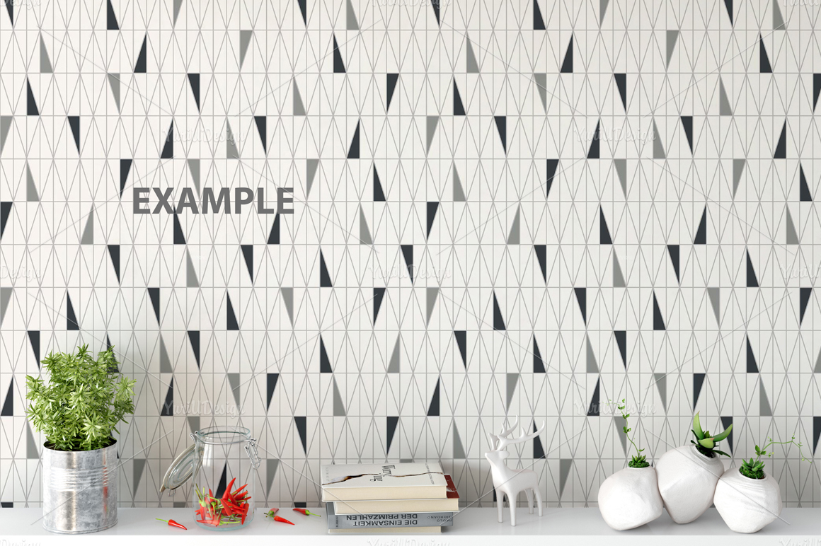 Wall Mockup - Bundle Vol. 1 example image 16