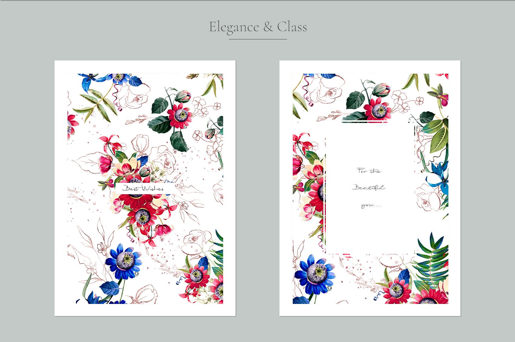 Flora| Arrangements vintage and gold Rose example image 7
