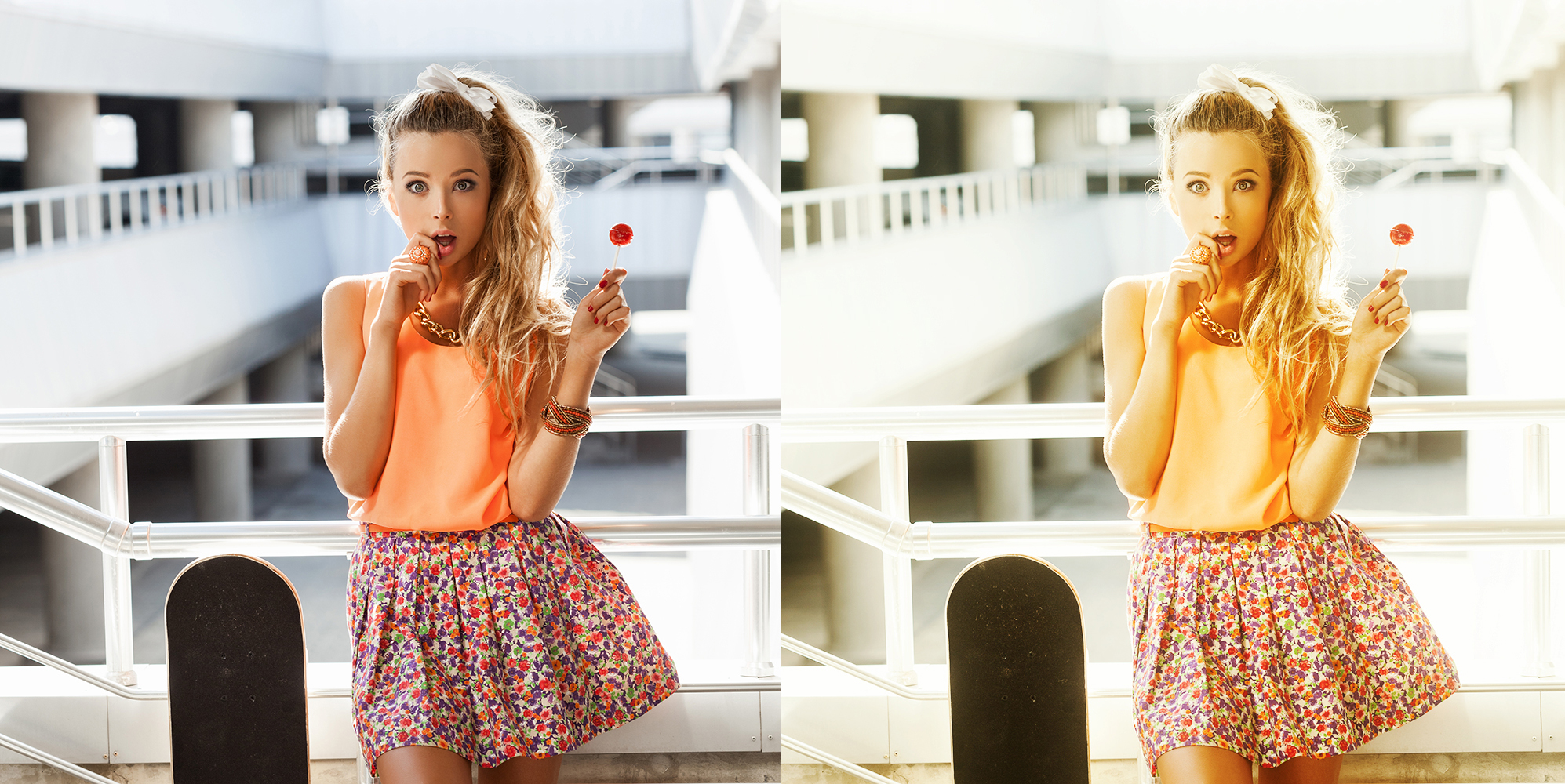 174 Fashion Model Photoshop Actions Collection (Action for photoshop CS5,CS6,CC) example image 2