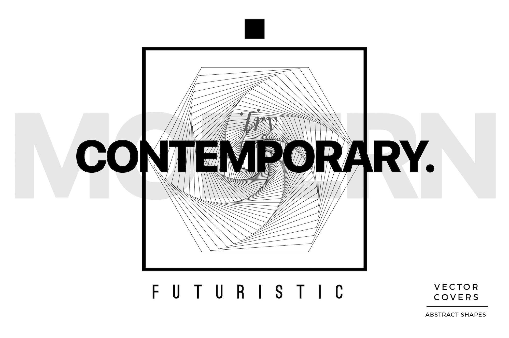 Try Contemporary - Geometric Covers example image 3