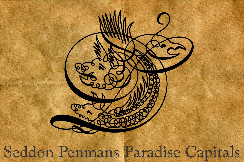 Seddon Penmans Paradise Capitals example image 4