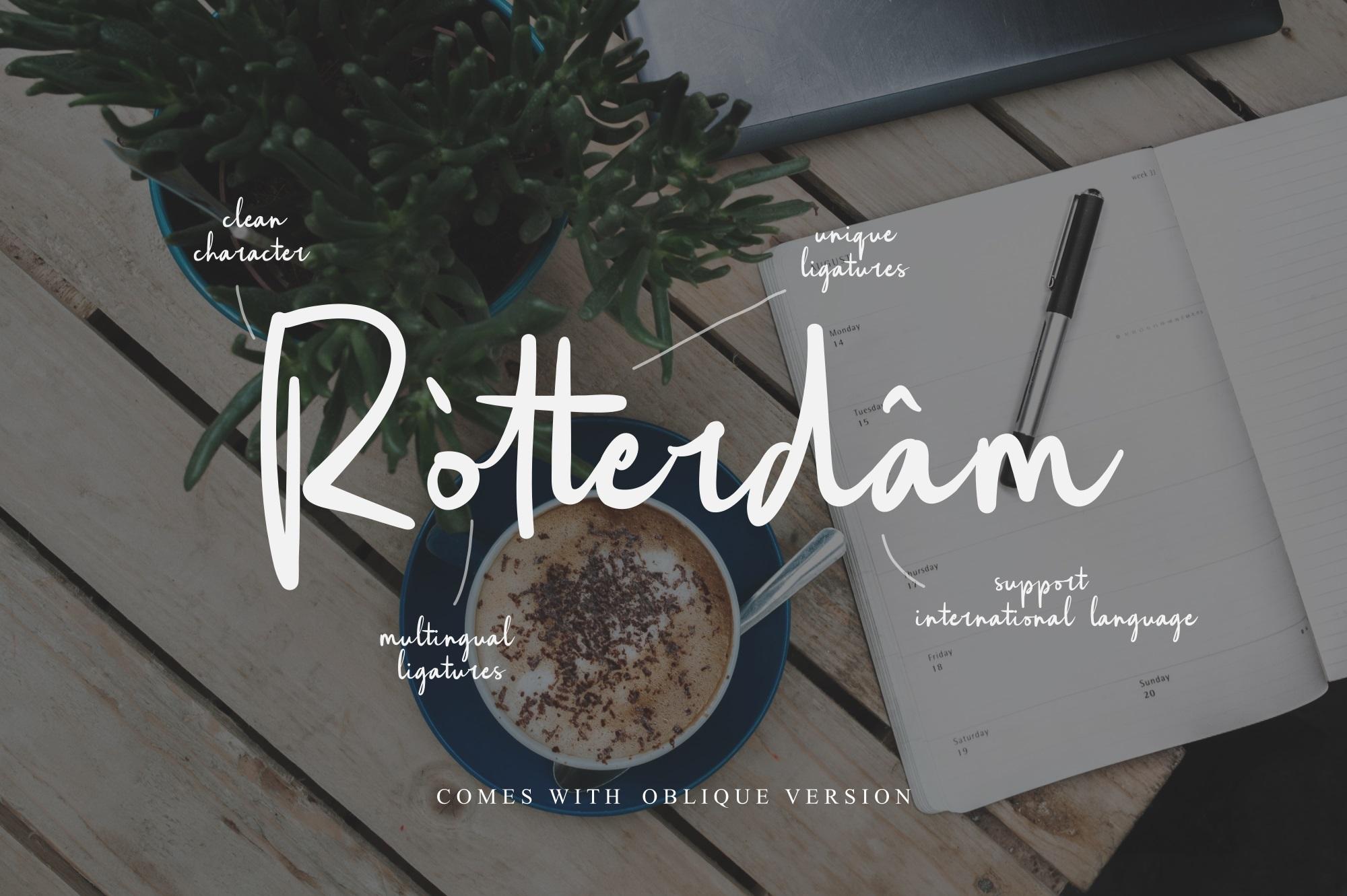 Rotterdam + Oblique Version example image 4