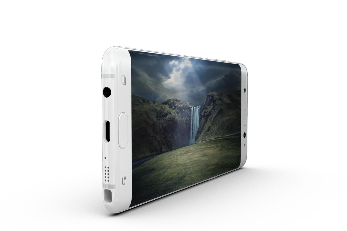 Samsung Galaxy Note 7 Mockup example image 13