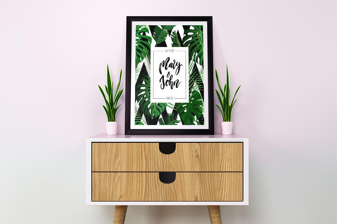 Tropical Summer Patterns + Bonus! example image 8