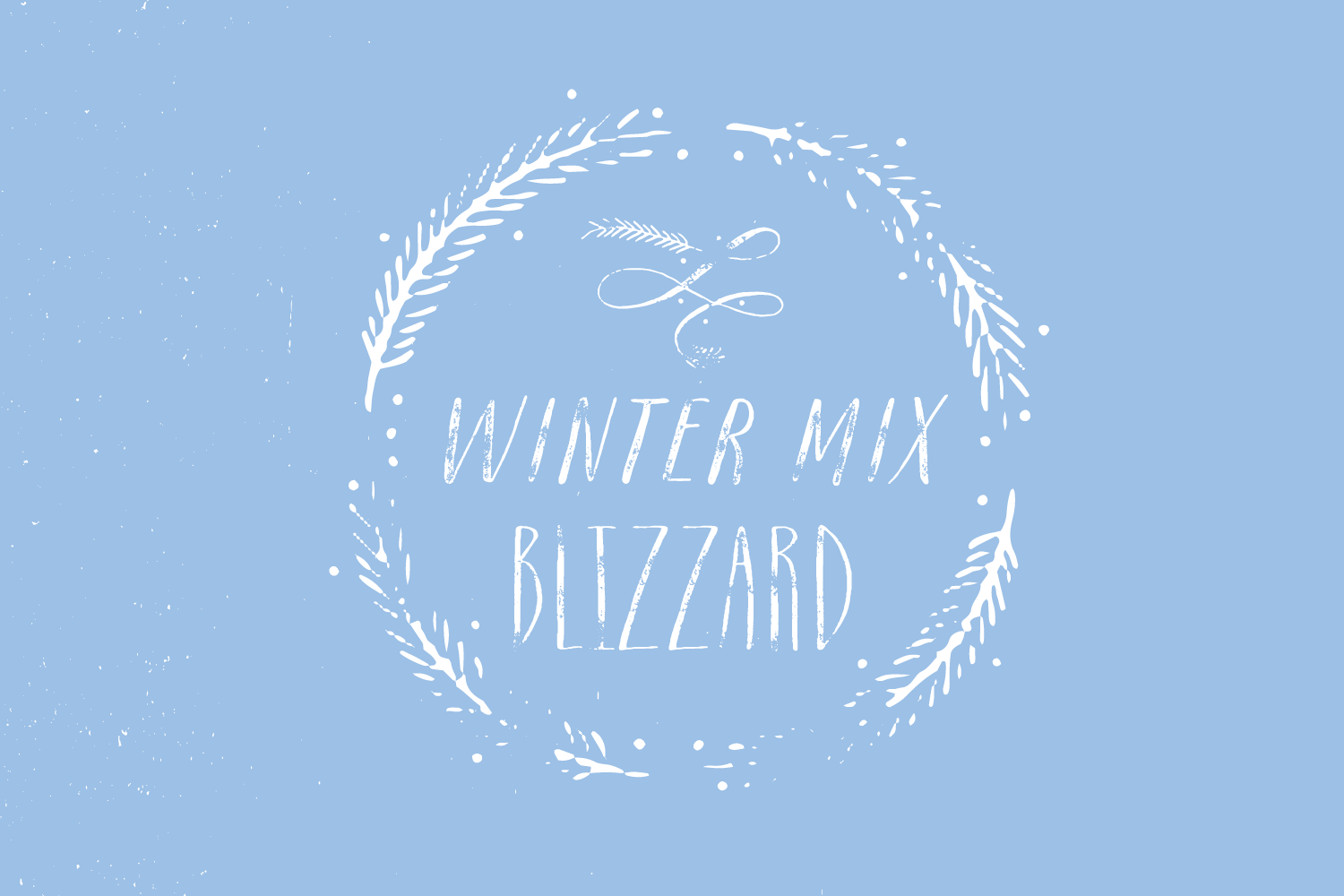 Winter Mix Blizzard example image 1