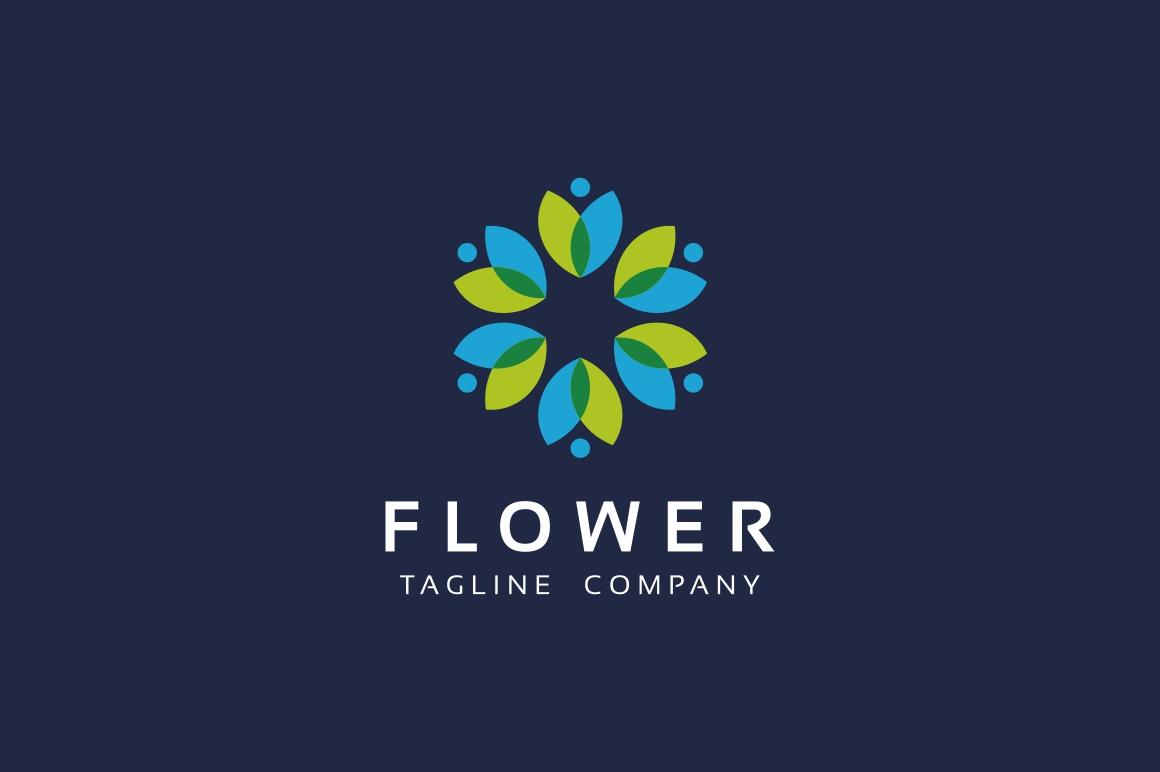 Flower Logo example image 2