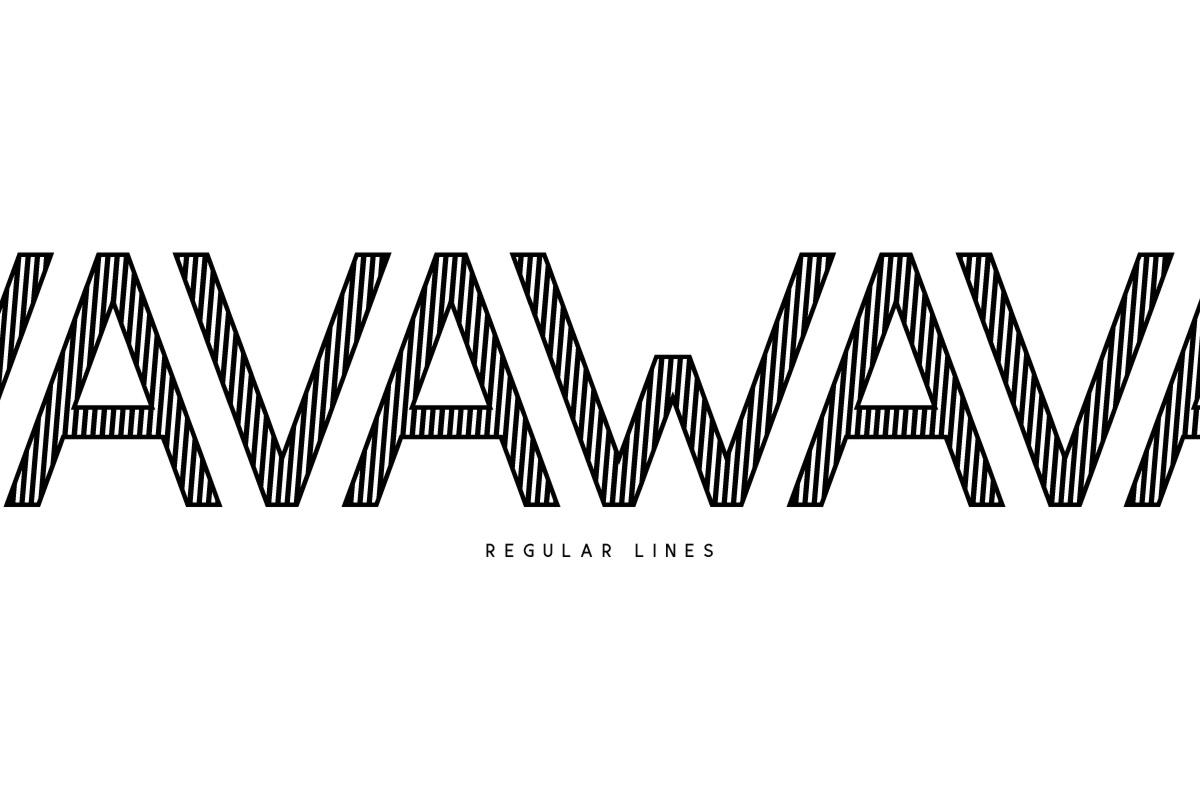 Visage Typeface example image 5