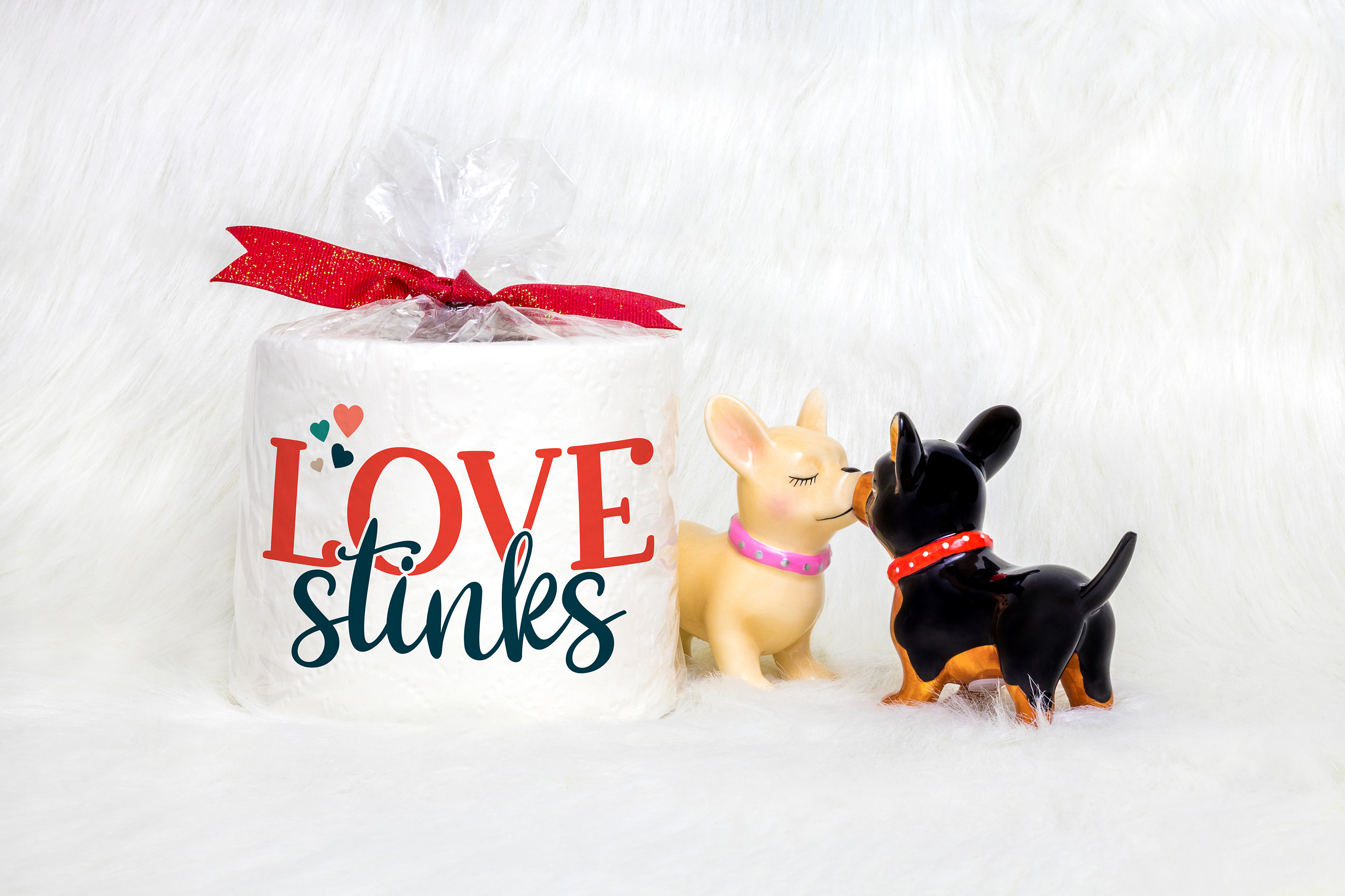 Love Stinks- An Anti - Valentine's Day SVG example image 2