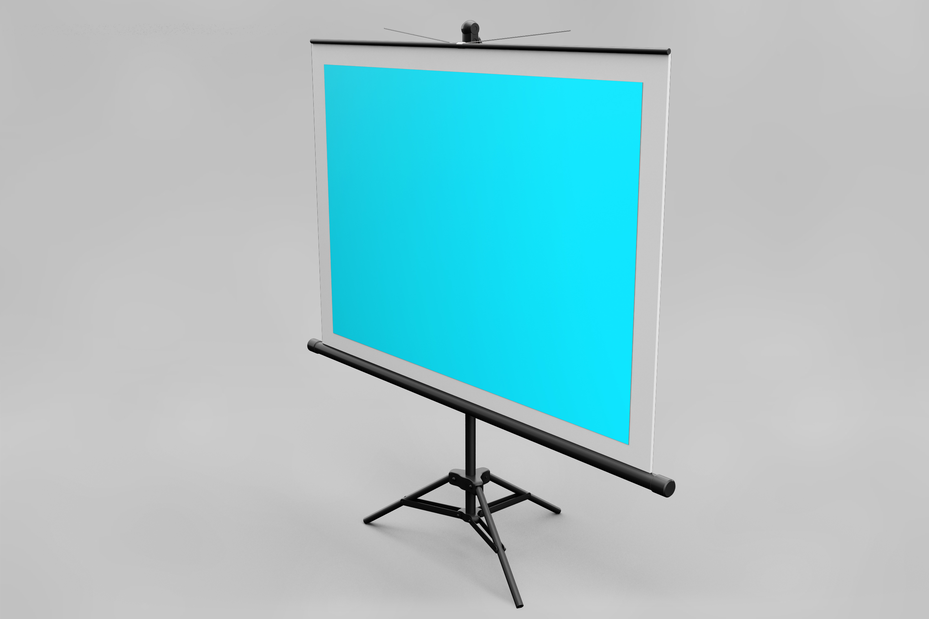 Projector Screen MockUp example image 9