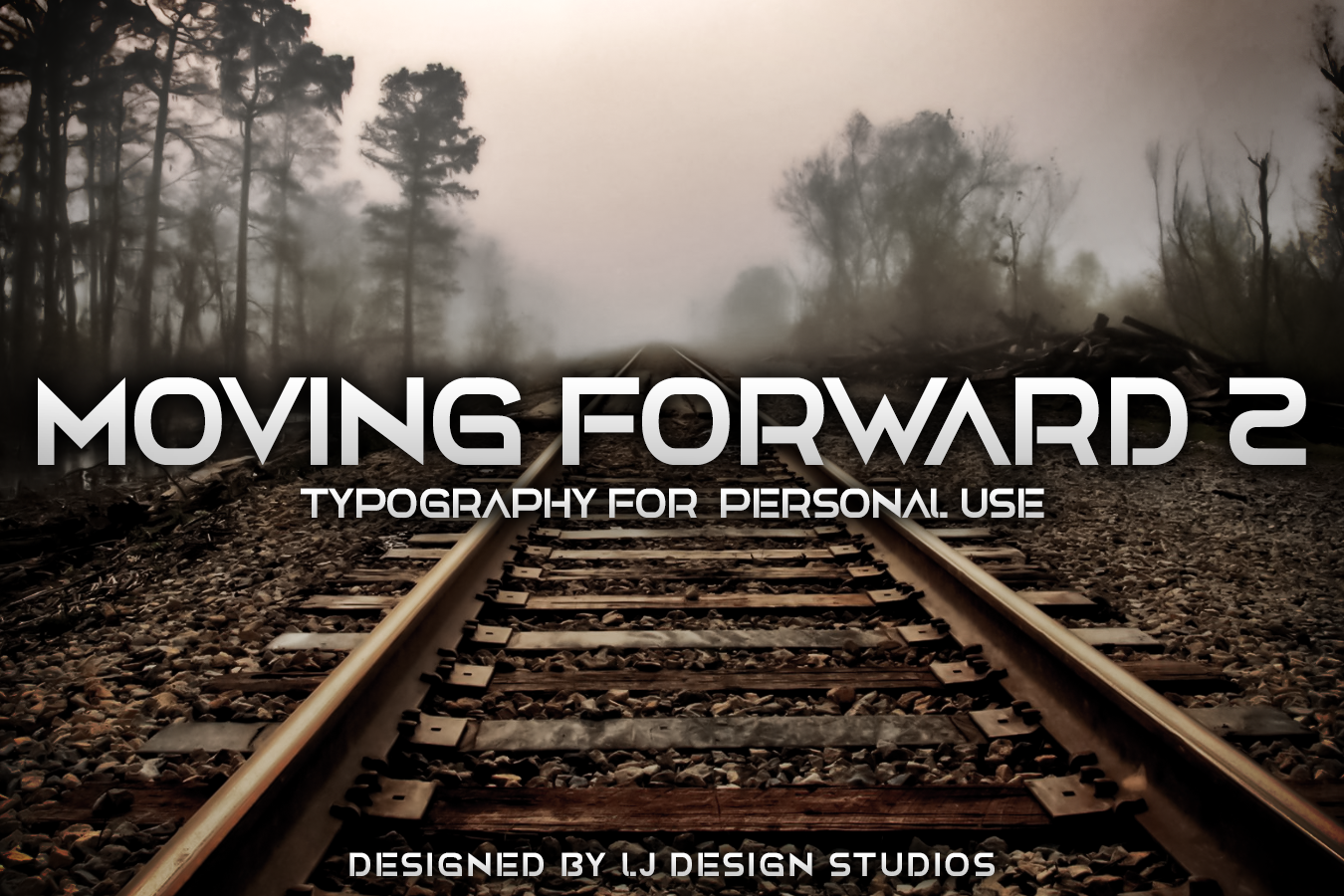 4 Moving Forward font Pack example image 4