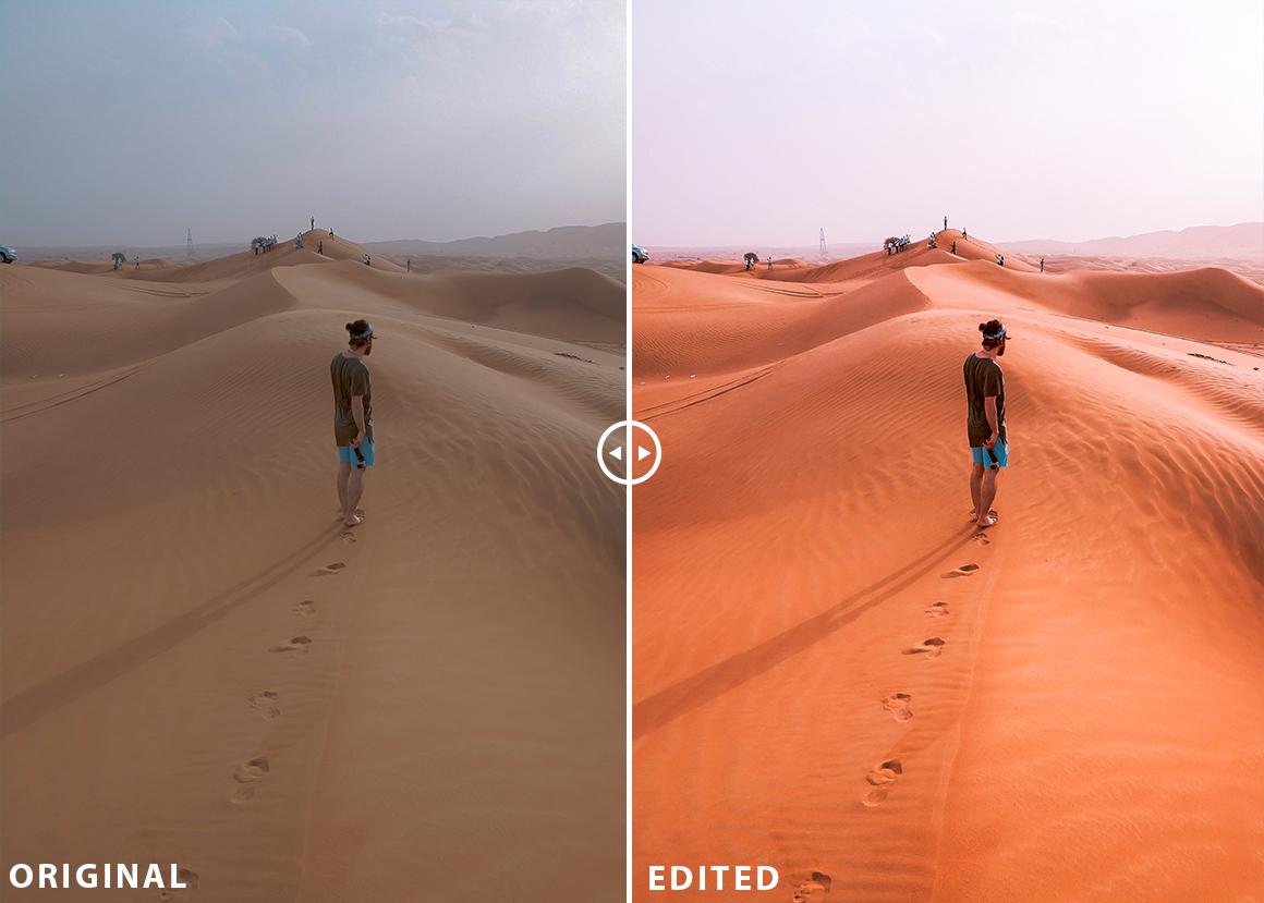 30 Travel & Landscape Presets example image 14