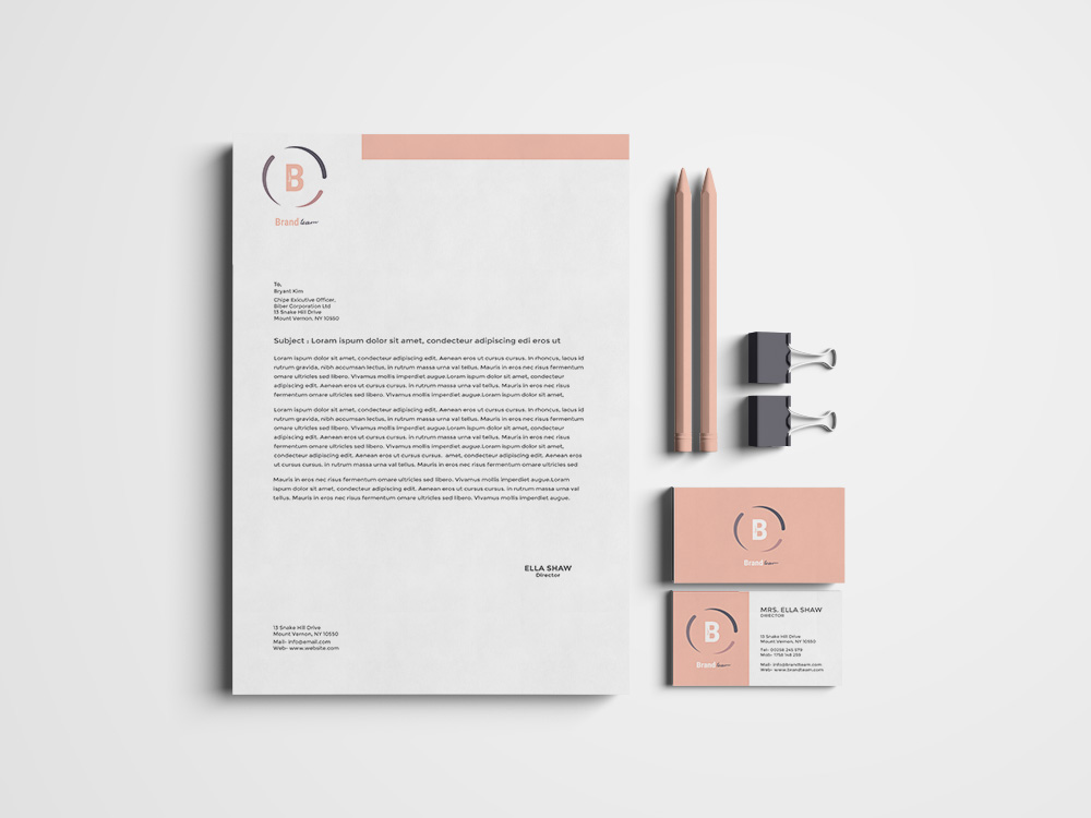 Corporate Identity Pack example image 8