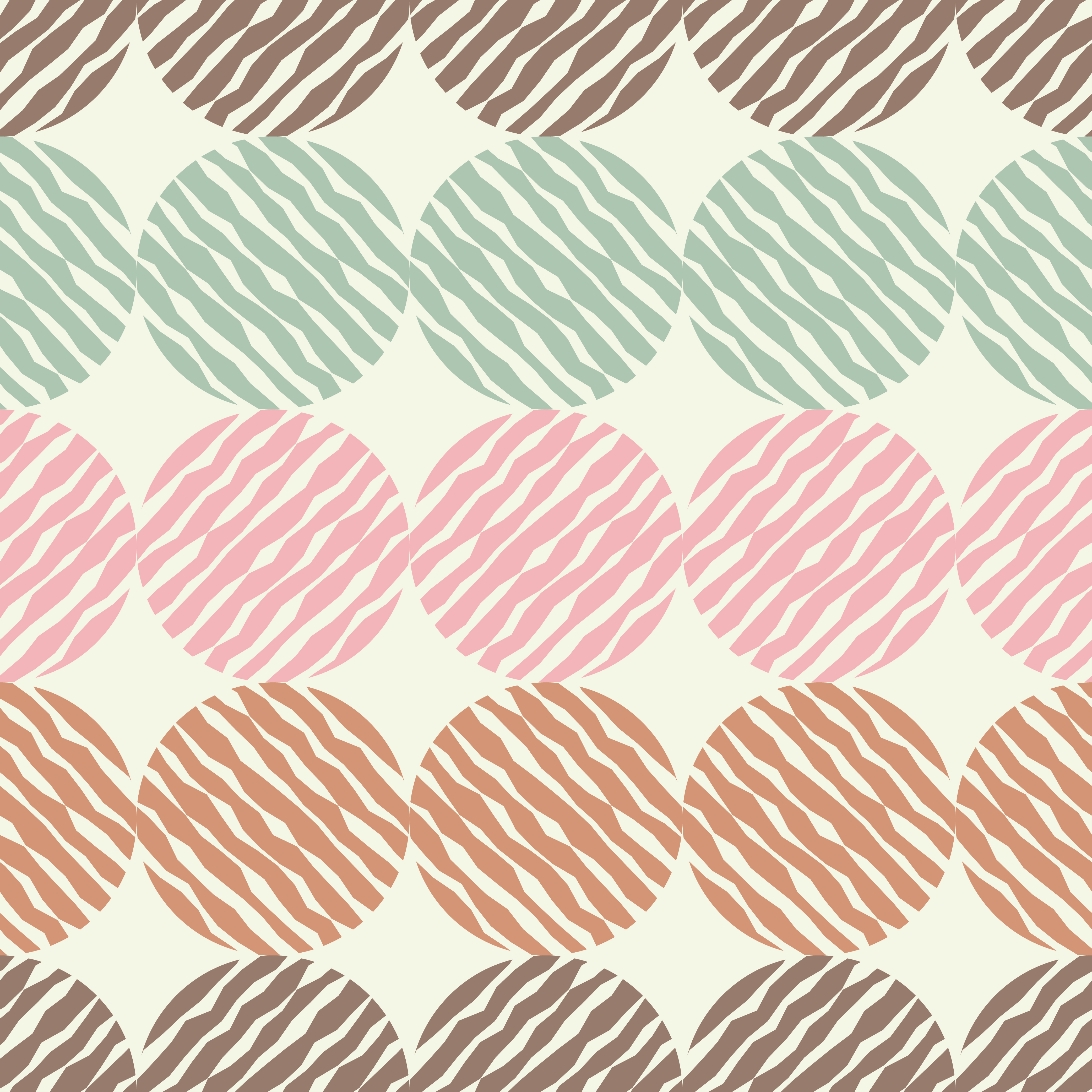 Polka dot seamless pattern. Vector illustration.  example image 1