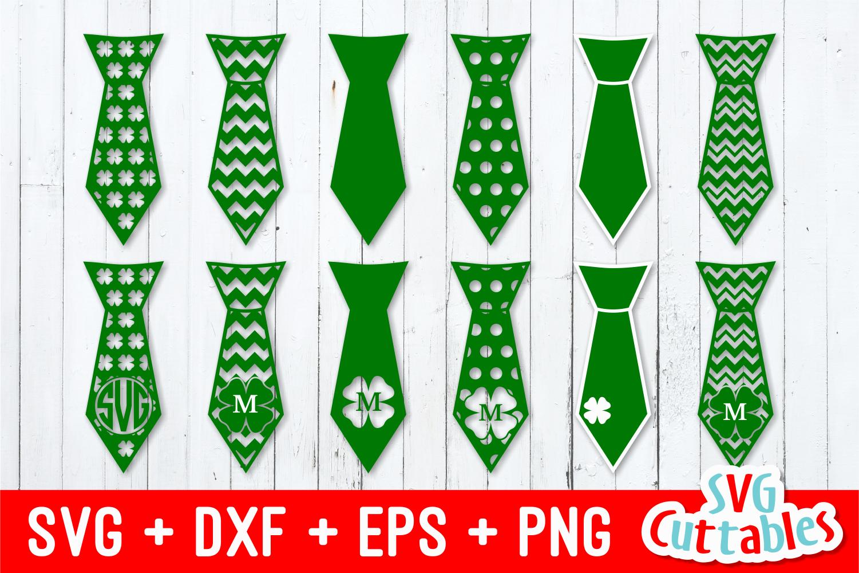 St. Patrick's Day Cut File Bundle example image 28