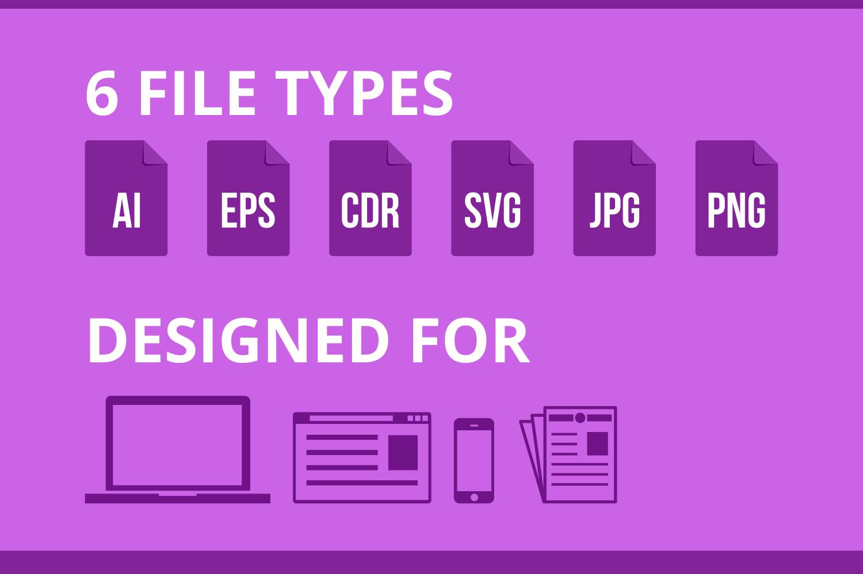 150 SEO & Development Line Icons example image 5