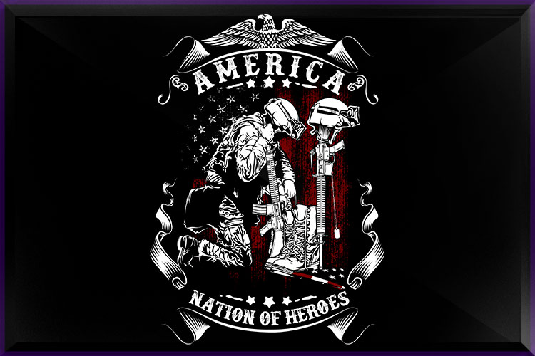 Nation of Heroes example image 1