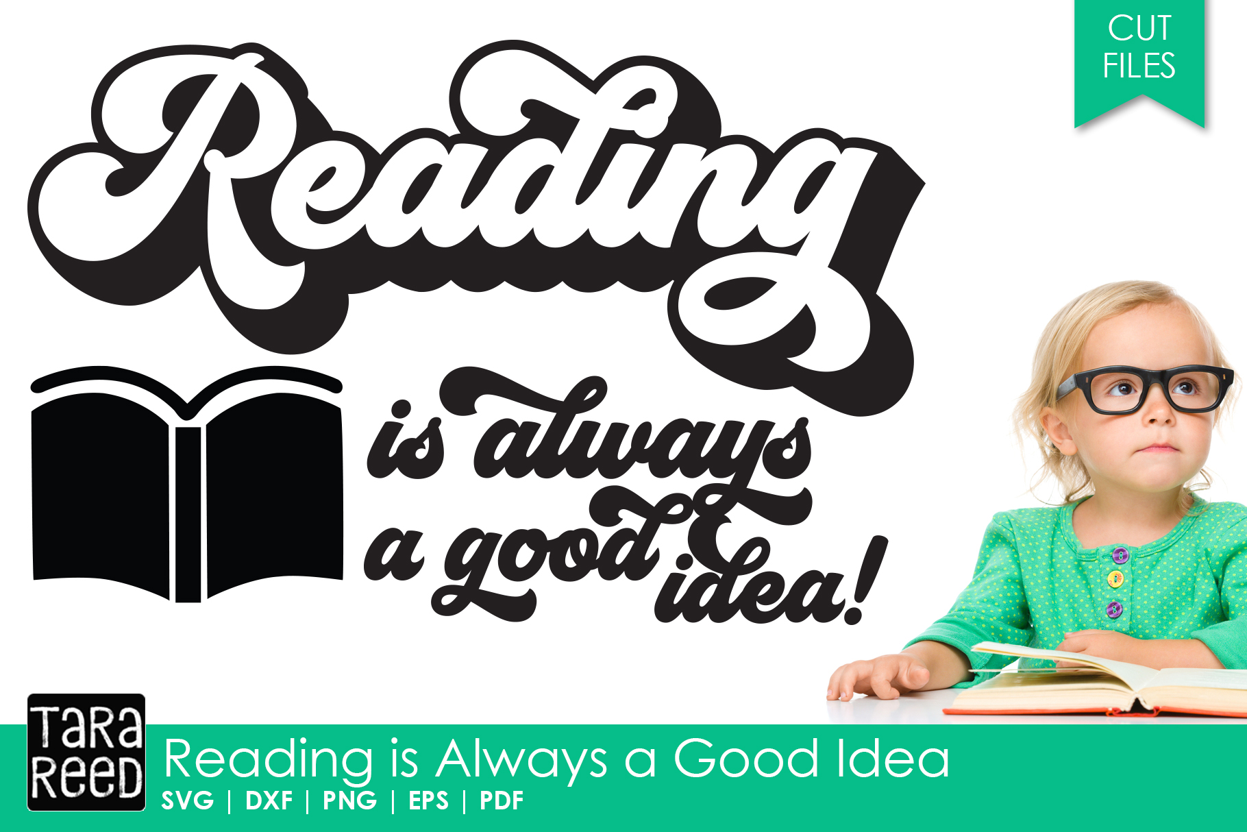 Reading is Always a Good Idea - Reading SVG and Cut Files example image 1