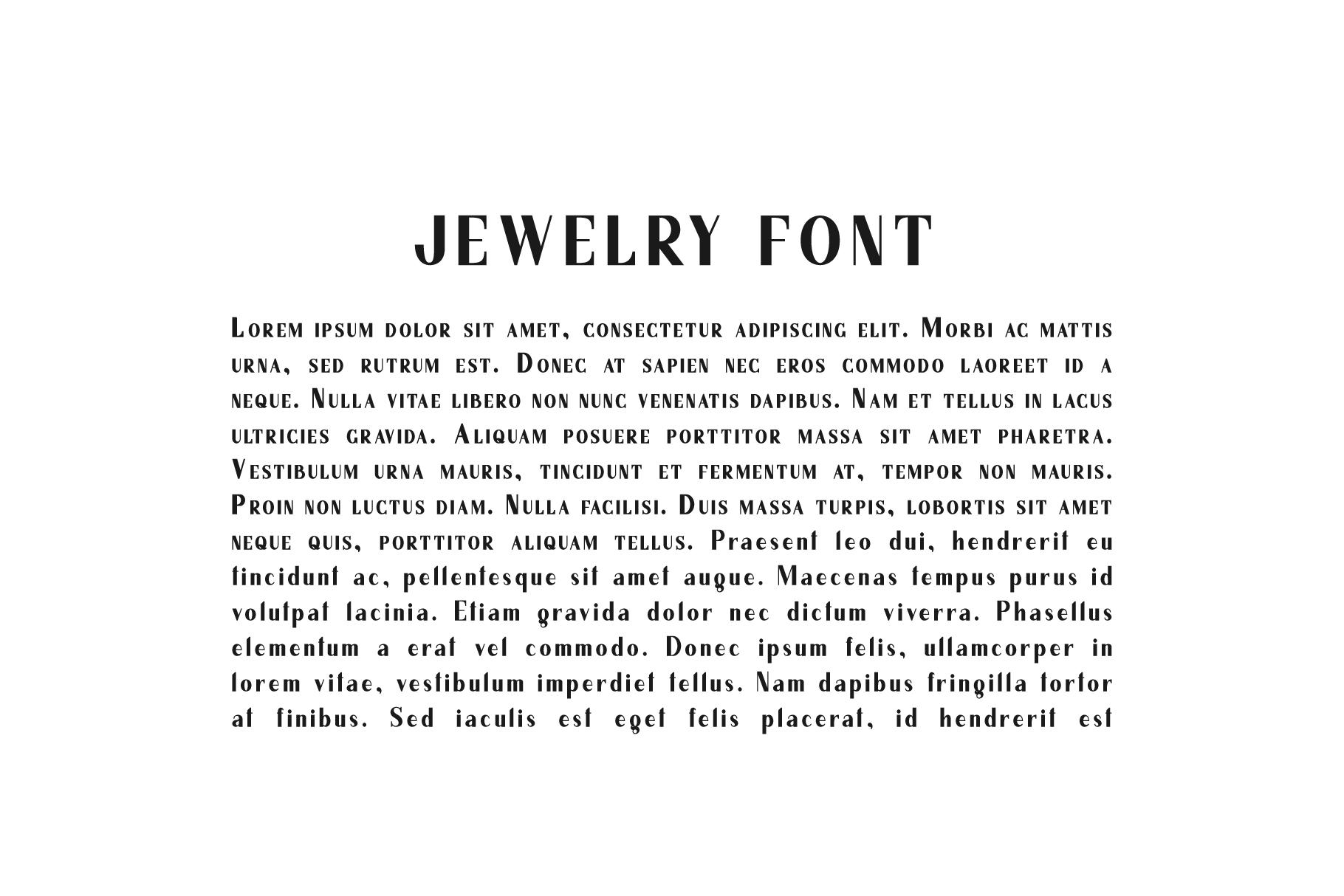 California. Sans serif family. example image 7
