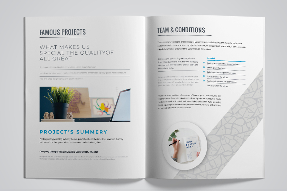 Business Brochure example image 4