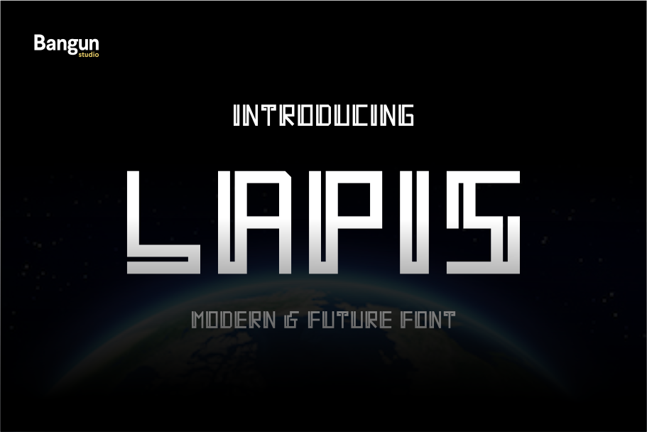 lapis font example image 1
