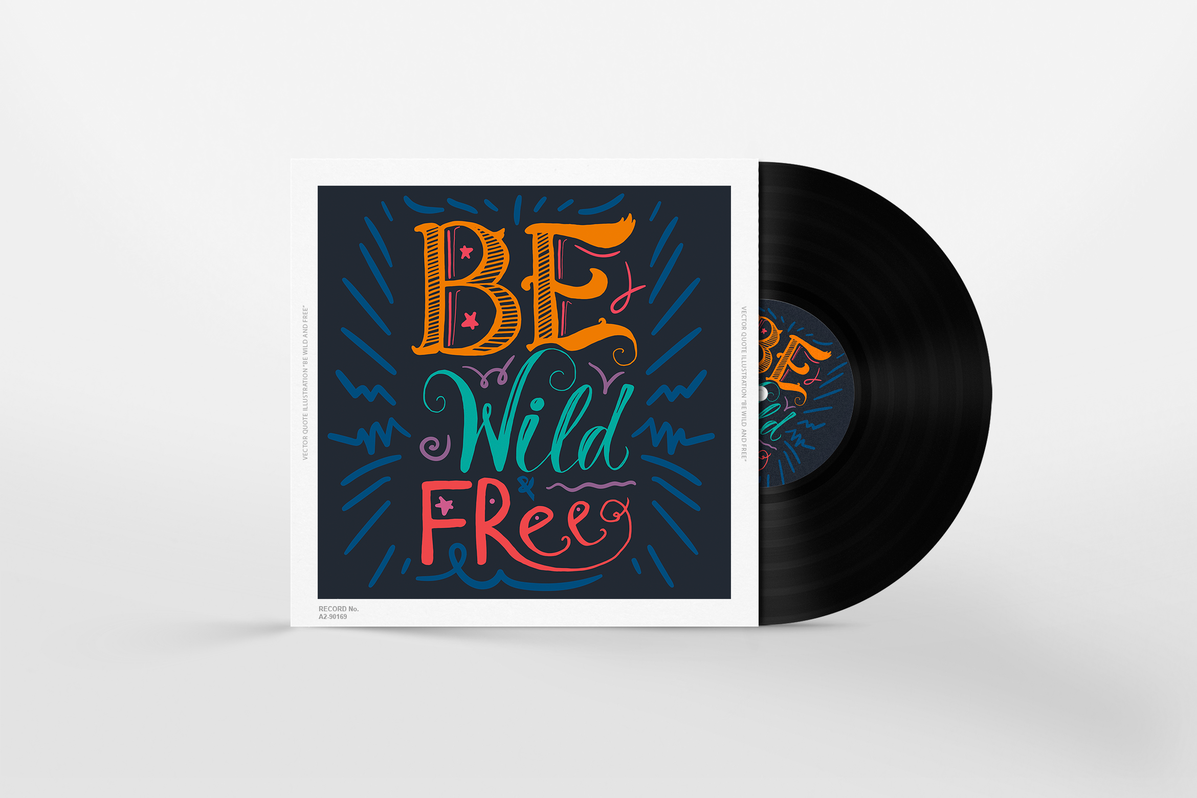 Be Wild And Free example image 1