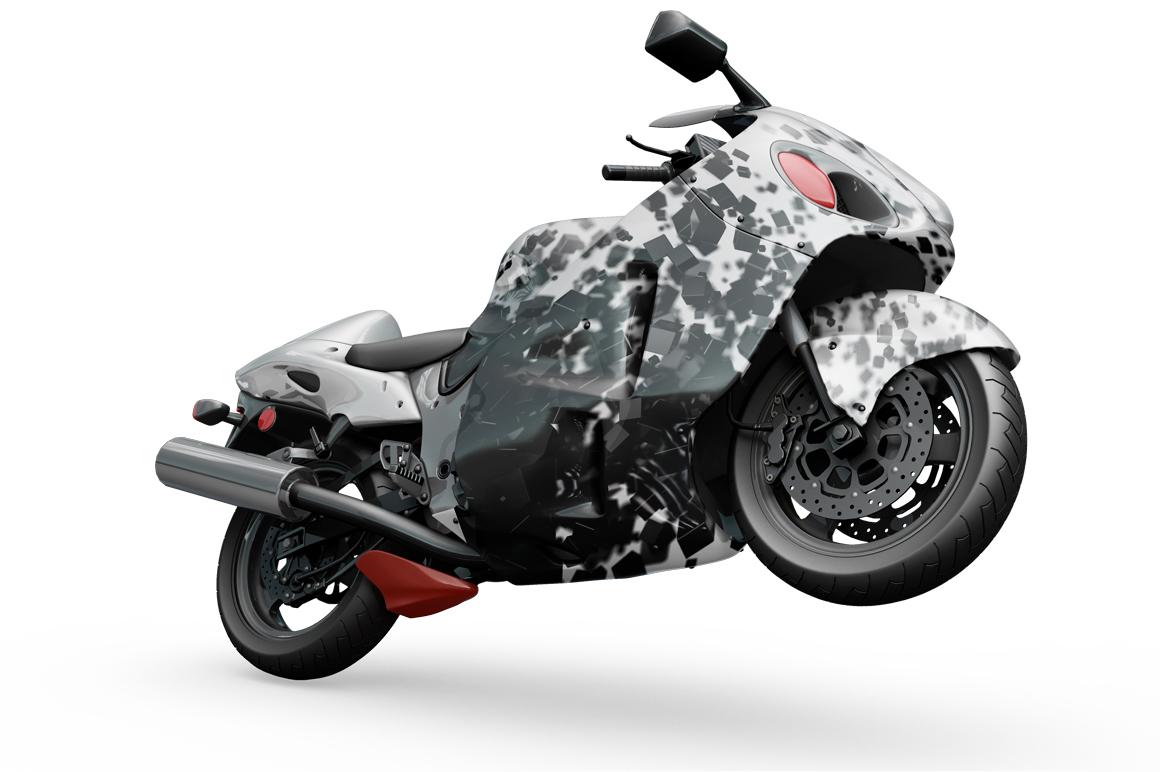 Motorcycle Mockup example image 10