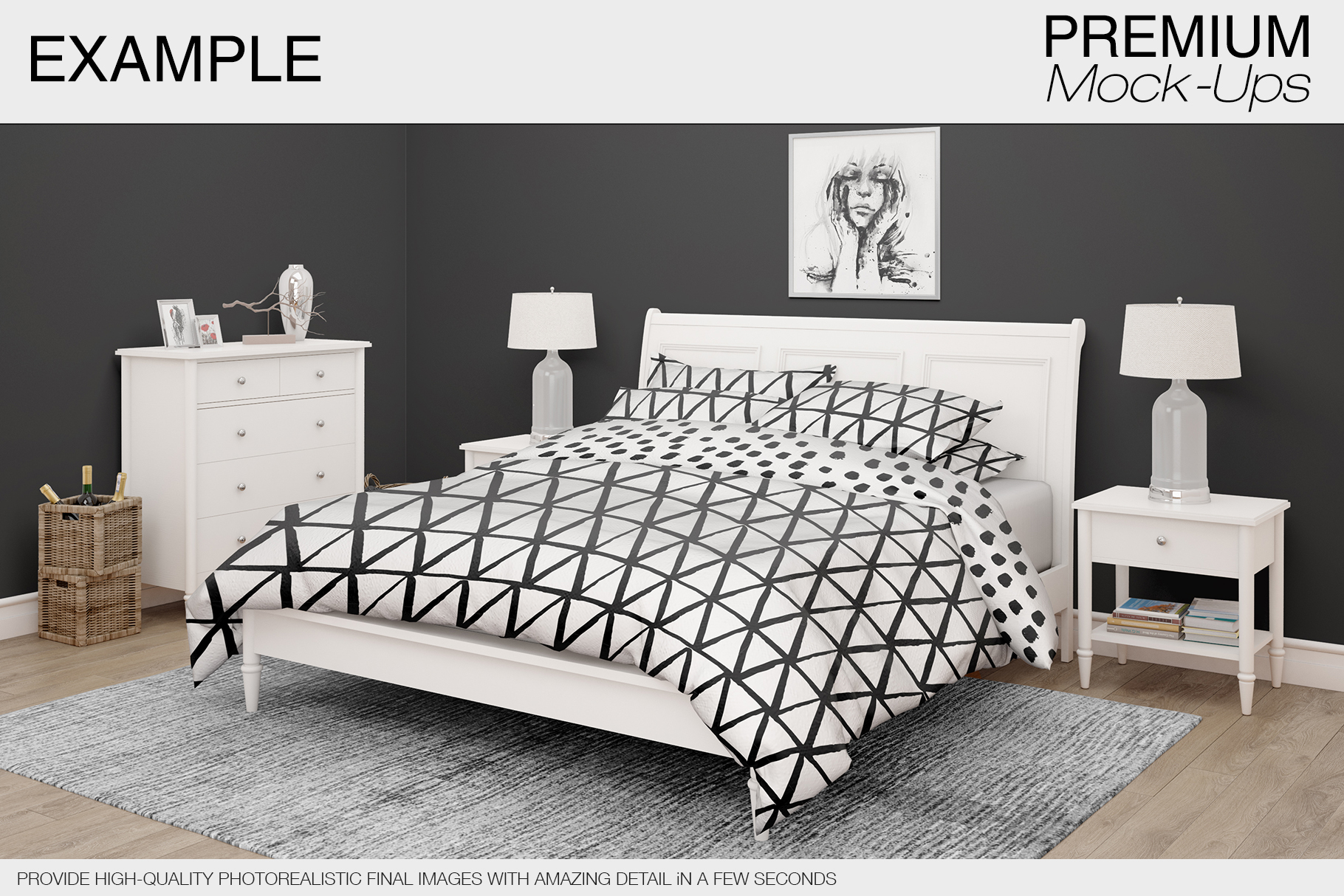 Bedding Set example image 10