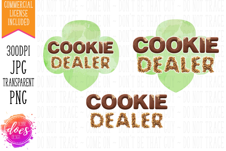 Cookie Dealer - Printable Design example image 1