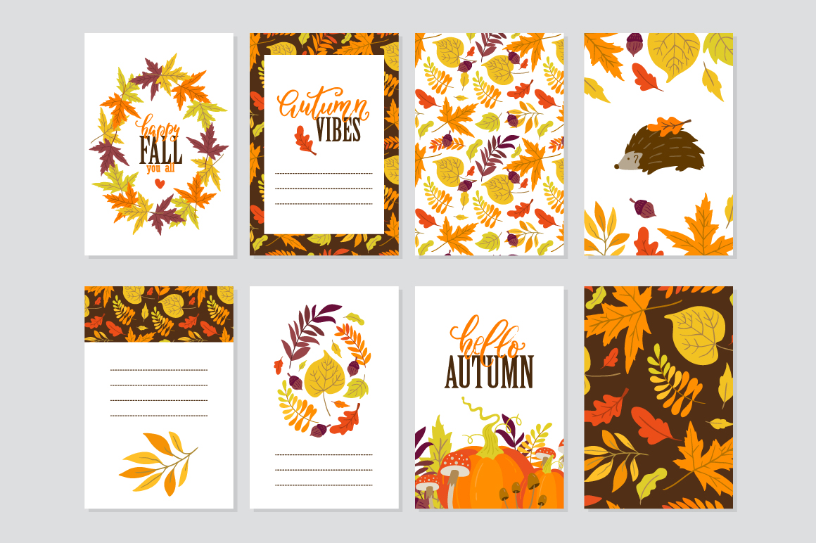 Autumn Vibes collection example image 3