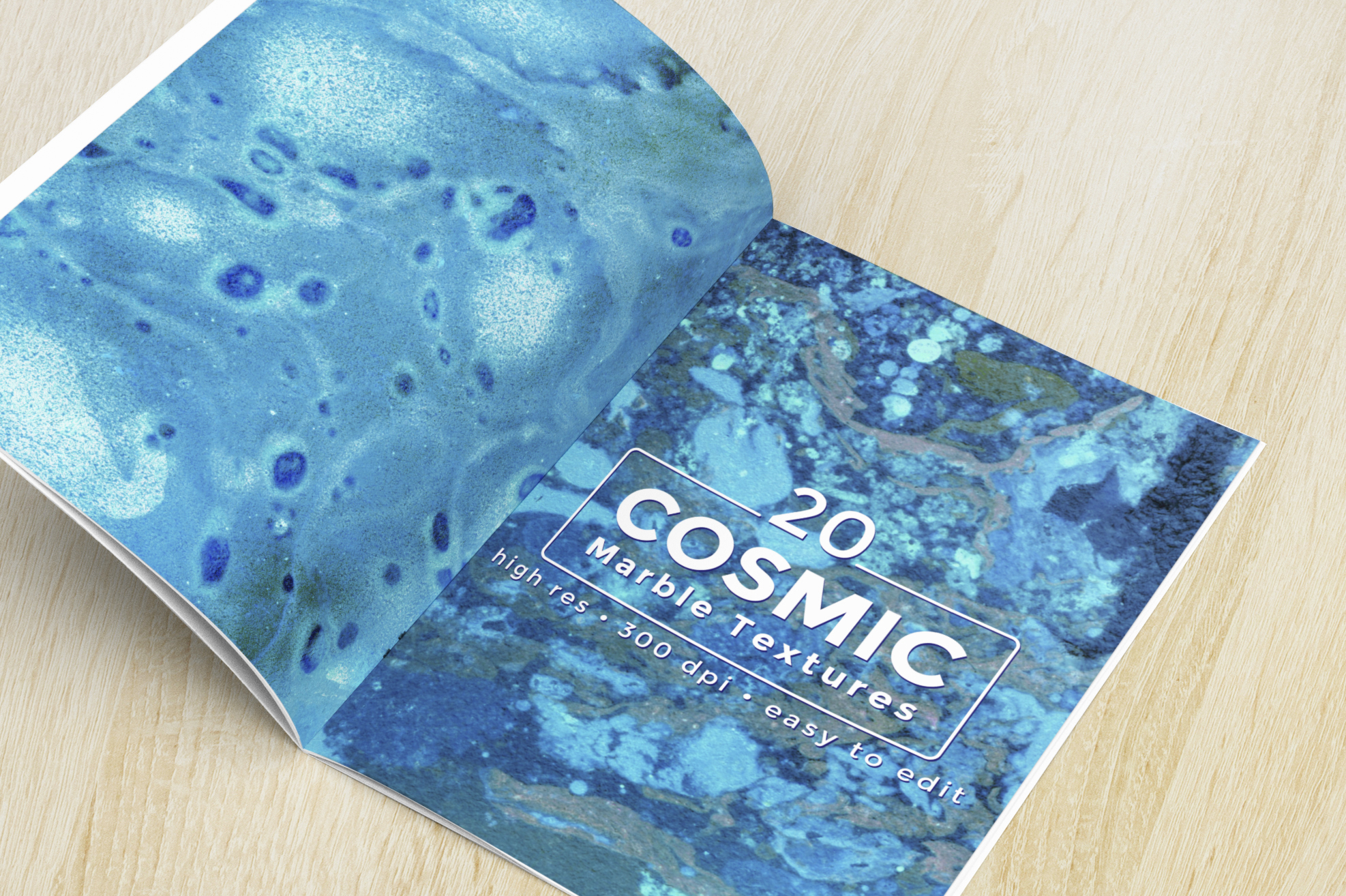 COSMIC Marble Textures Vol.2 example image 3