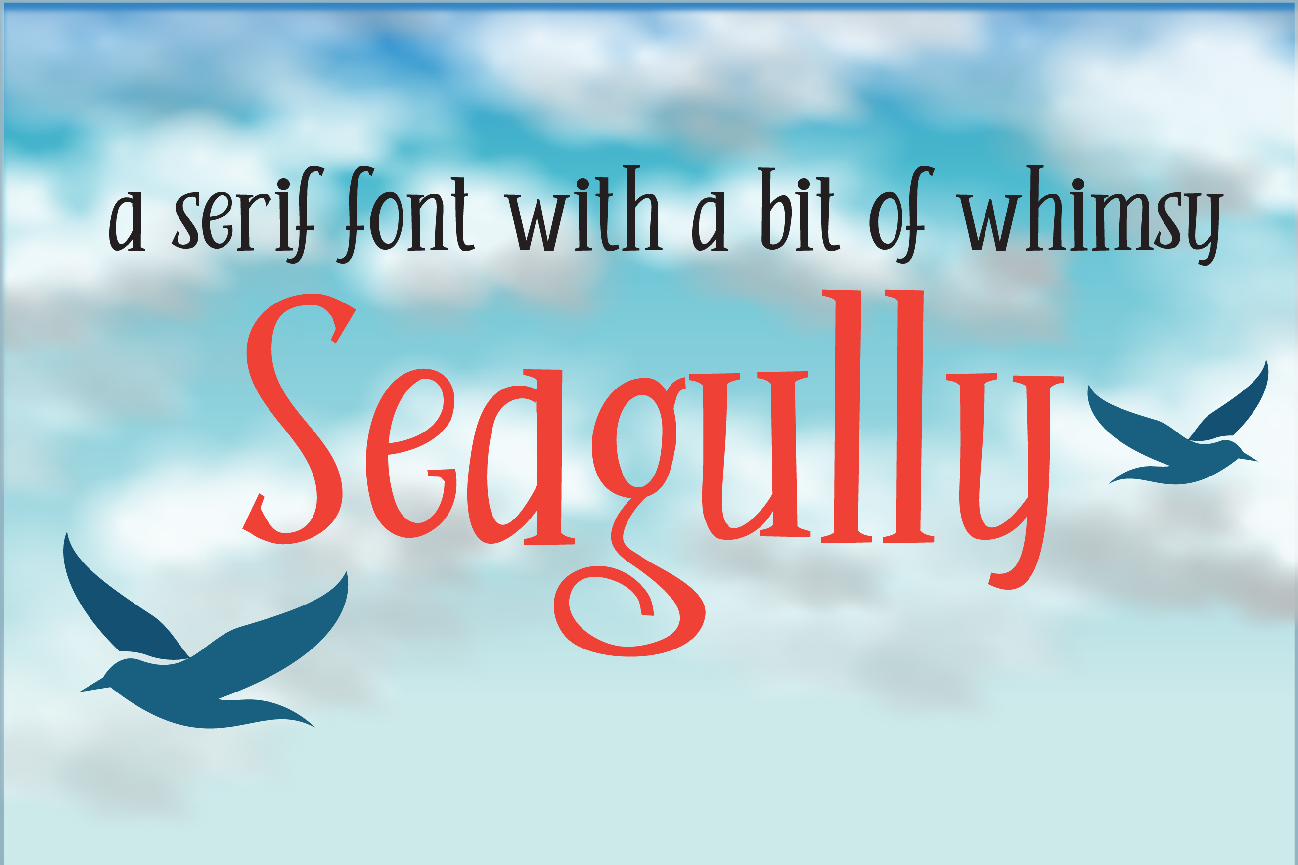 PN Seagully example image 1