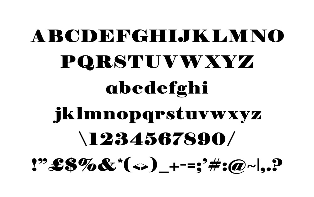 Manuell Font example image 2
